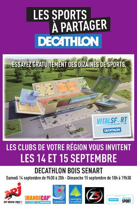 Participation du club à Vital Sport