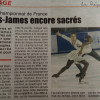 Elite - Championnat de France - Cipres-James encore sacrés