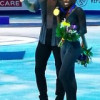 Morgan CIPRES et Vanessa JAMES sacrés Champion d\'Europe